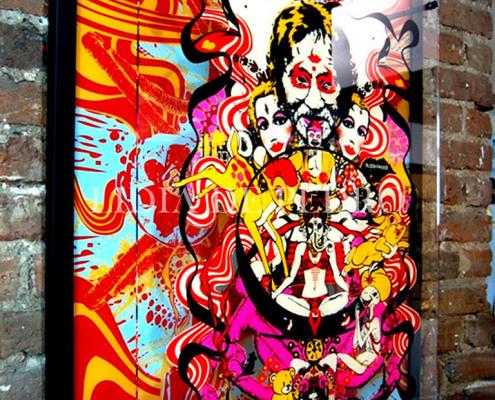 Lidia-de-Pedro_artist_Tripping-Om_perspex