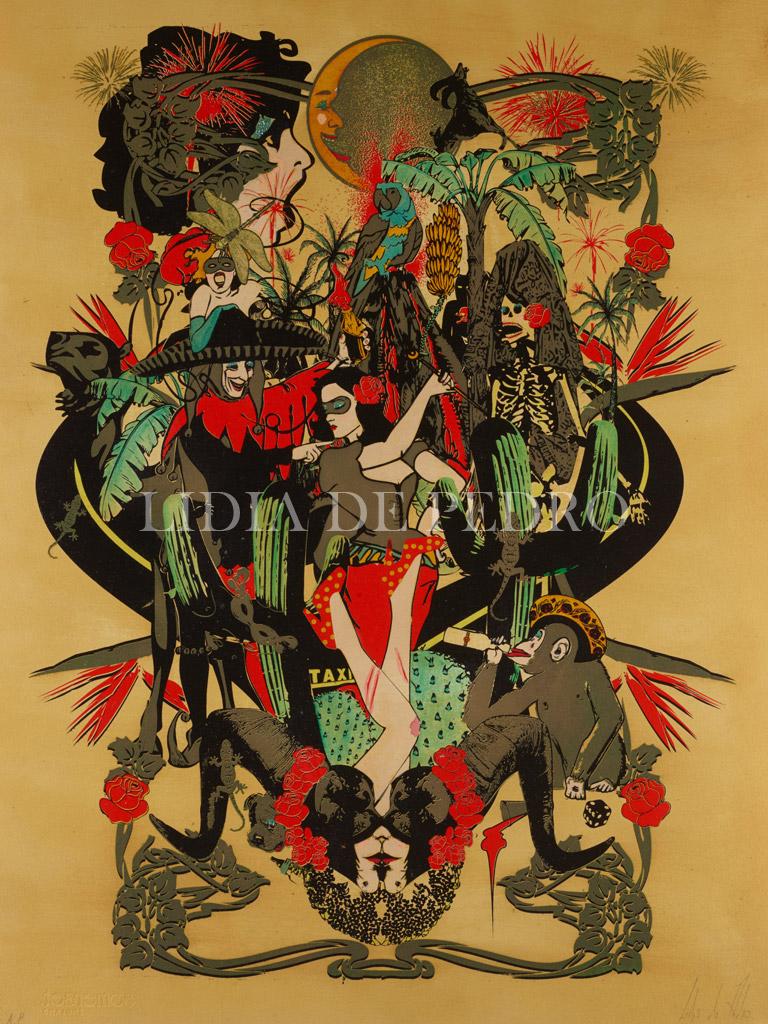 Lidia-de-Pedro_artist_Give-me-Poison-I-wanna-die_print
