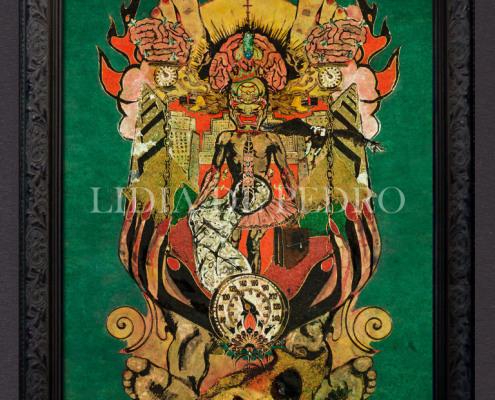 Lidia-de-Pedro_artist_Heavy-Brain_painting