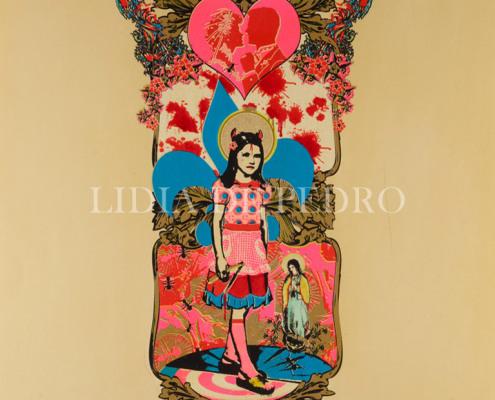 Lidia-de-Pedro_artist_Lourdes-Way_print