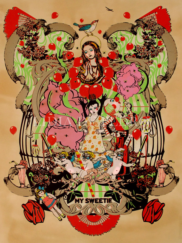Lidia-de-Pedro_artist_My-Sweetie_print