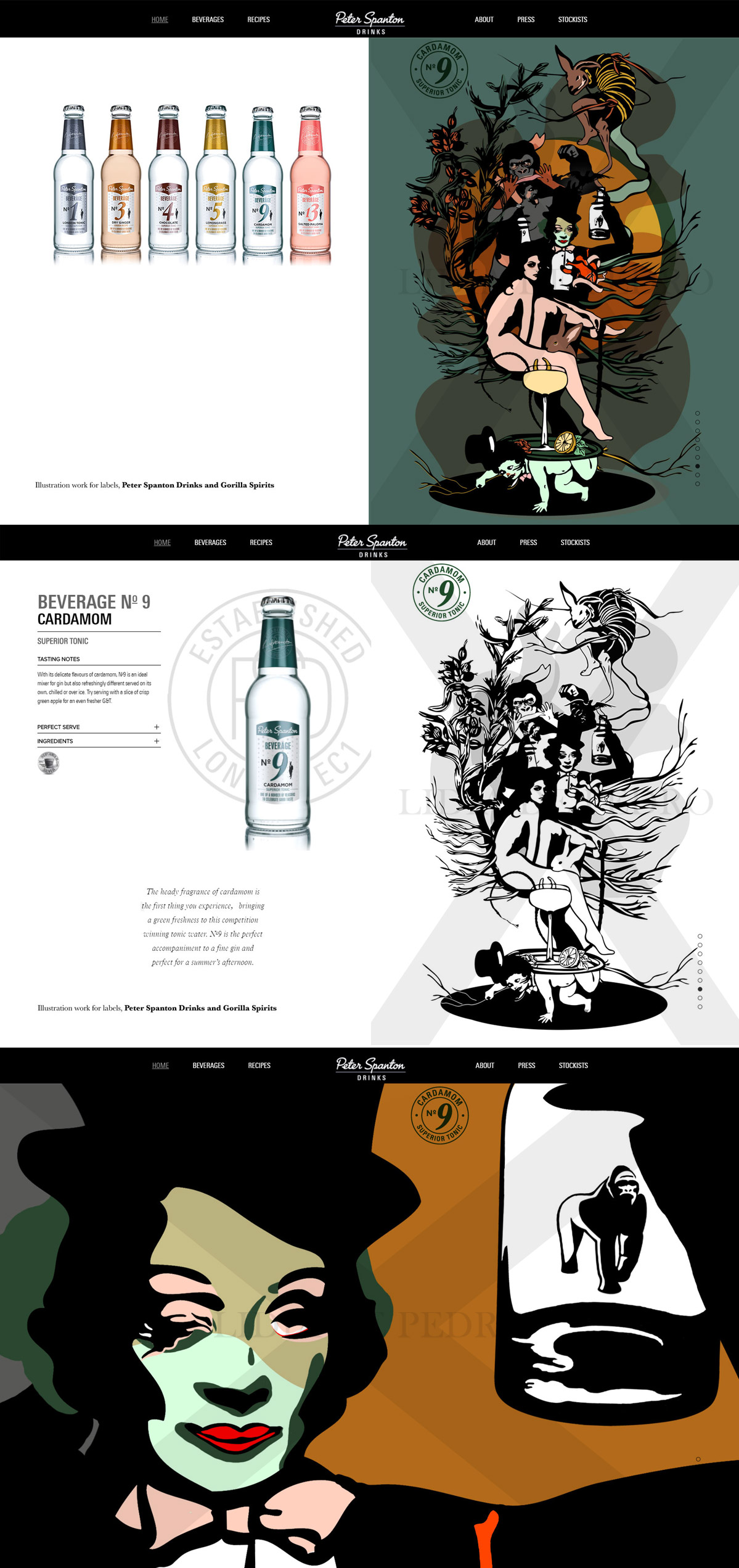 Lidia-de-Pedro_artist_BeyondOrdinary_labels