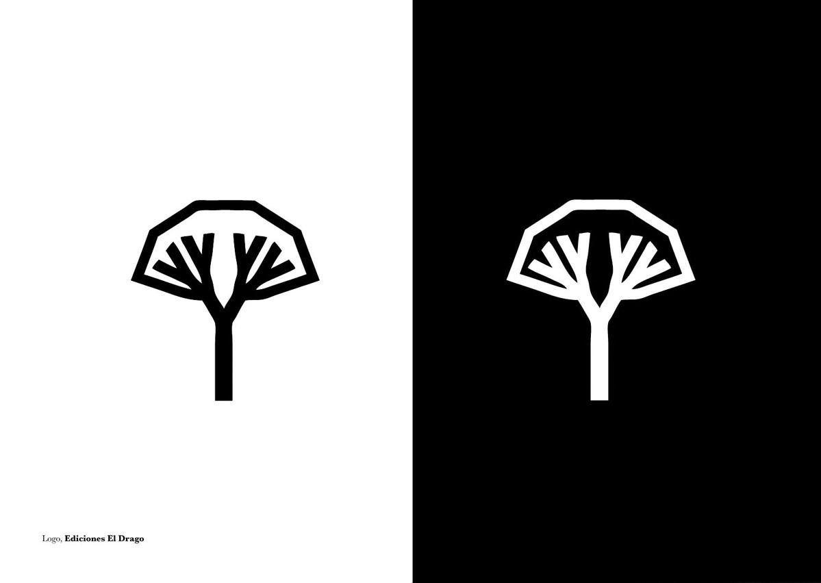 Lidia-de-Pedro_artist_eldrago_logos_bw